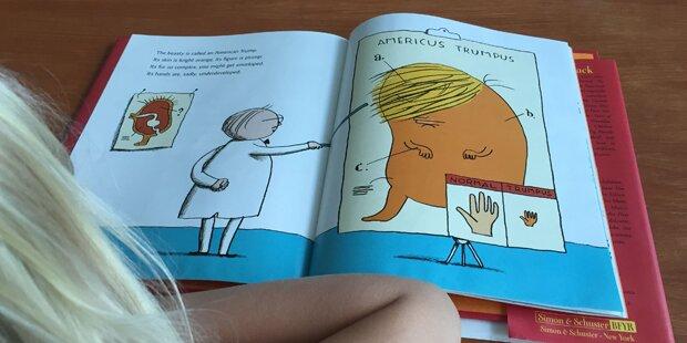 Donald Trump als Kartoffel