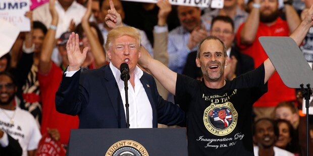 Trump: Irre Ego-Show in Florida