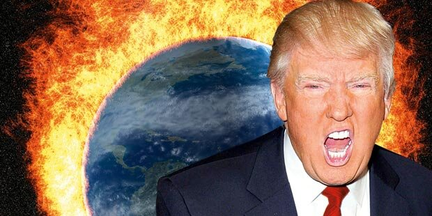 Trump: So kaputt macht er die Welt