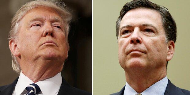 Trump: Nächste Attacke auf Comey
