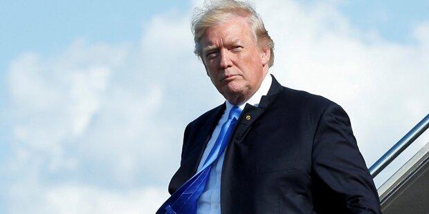 Trump erwähnt Helmut Kohls Tod mit keiner Silbe