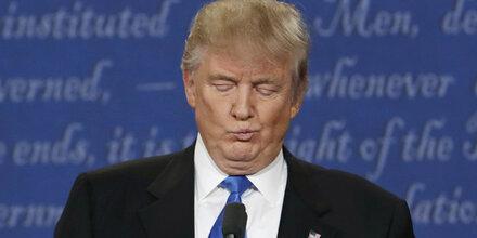 So lacht das Netz über Trumps Promi-Flaute