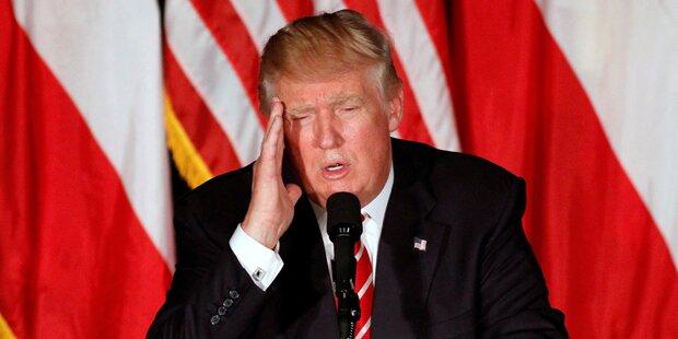 Im Trump-Team bricht jetzt das Chaos aus