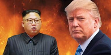 """""""Unsinn beenden"""": Trump droht Nordkorea"""