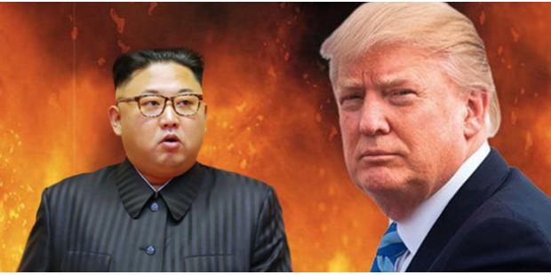 So reagiert Trump auf Nordkoreas Raketentest