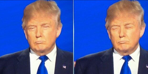 Trump-Montage wird Internet-Hit