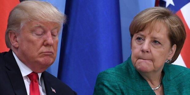Trump an Deutschland: