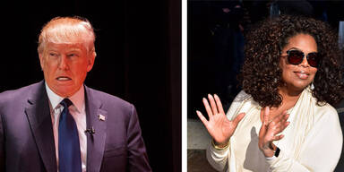 Trump will Oprah als Vize-Präsidentin