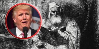 Nostradamus: Trump löst 27 Jahre langen Weltkrieg aus