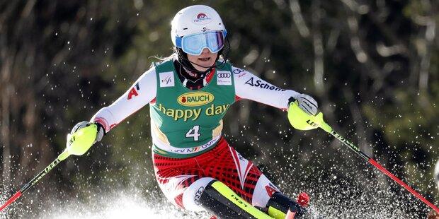 Ski-Ladys schlagen zurück