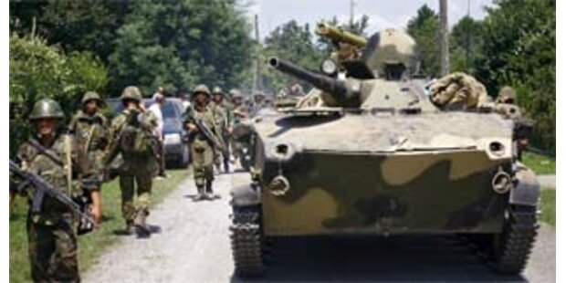 Der Krieg in Georgien ist vorbei
