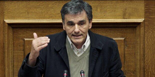 Euklides Tsakalotos ist neuer Finanzminister