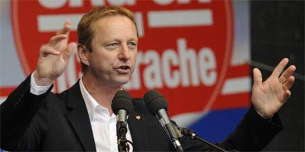 FPÖ Burgenland hofft auf Rückenwind