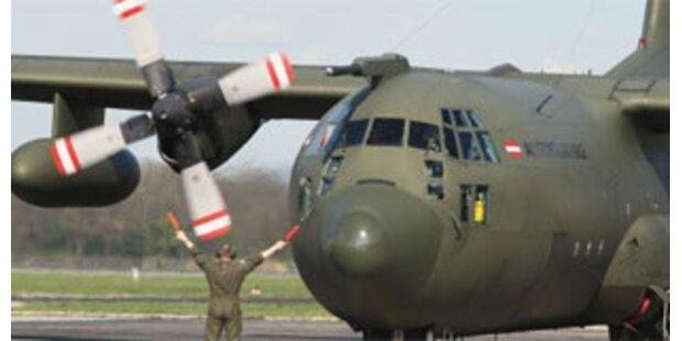 Österreich-Flugzeug löst Alarm über Italien aus