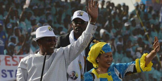 Tschad wählt neuen Präsidenten