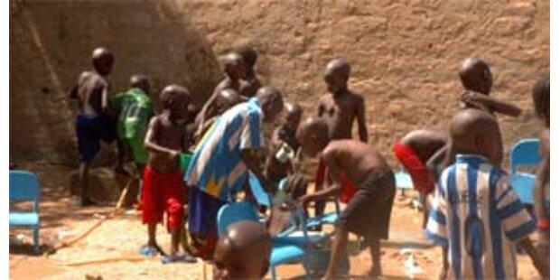 Kinder in Tschad den Eltern weggenommen!