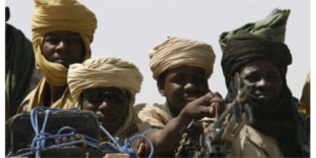 Franzosen im Tschad bereiten Evakuierung vor
