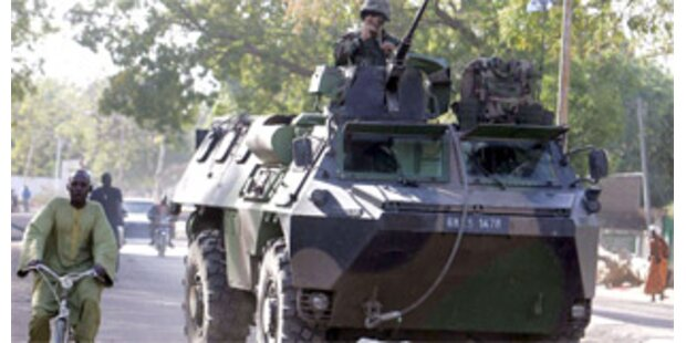 40 weitere Soldaten in den Tschad