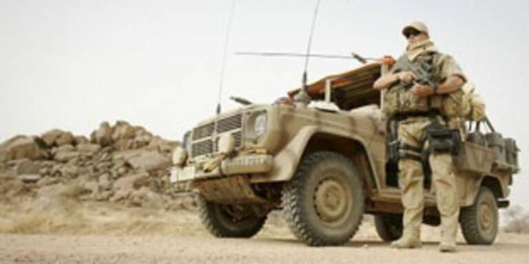 Tschad schloss Grenzen zum Sudan
