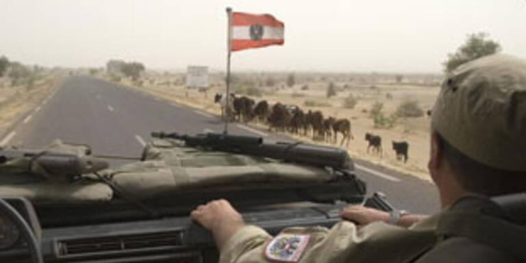 Österreich übernimmt Kommando über die Elitetrupps