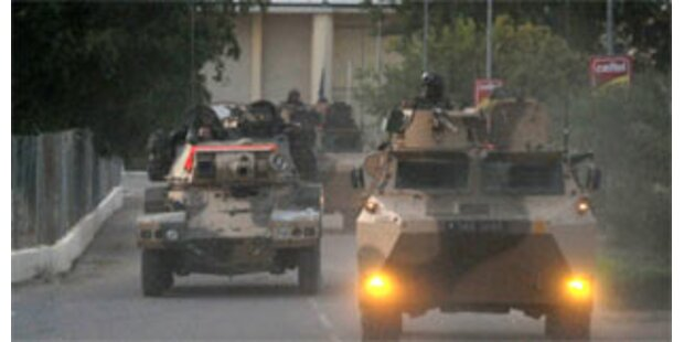 Paris liefert tonnenweise Munition in den Tschad