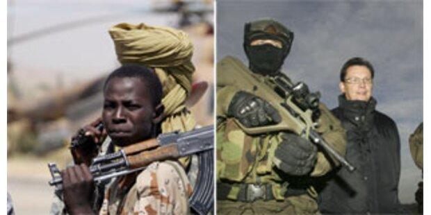Tschad-Rebellengeneral schreibt an Darabos