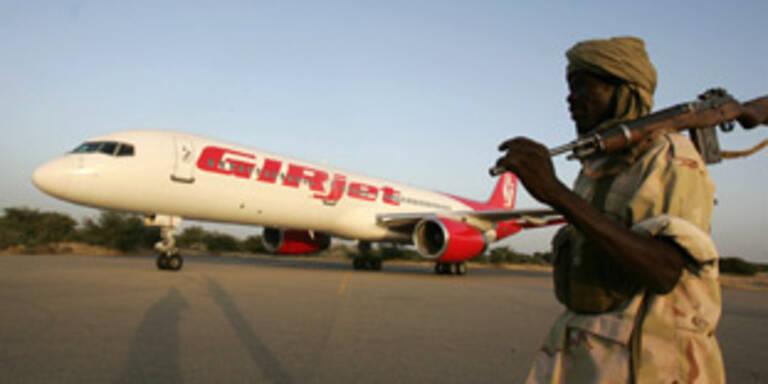 Tschad lässt europäisches Flugpersonal frei
