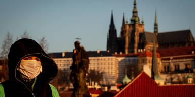 Beispielbild für Corona Explosion in Tschechien