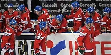 Tschechien wahrte Chance auf Viertelfinale