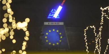 Tschechien übernahm EU-Ratspräsidentschaft