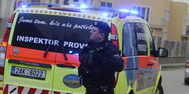 Polizei Tschechien