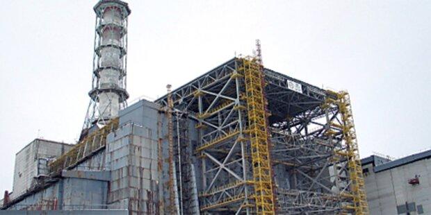 Neues Atom-Müll-Lager bei Tschernobyl