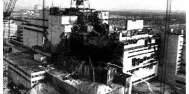 Neue Hülle für Unglücksreaktor von Tschernobyl