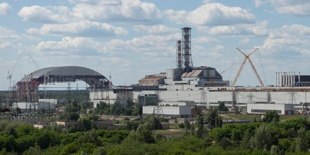 Tschernobyl droht Bau-Stopp der Schutzhülle