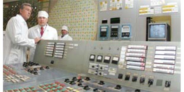 Atommüll-Lager in Tschernobyl eingeweiht