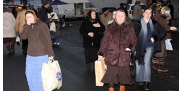 Tschetschenen-Abschiebung unter Zwang