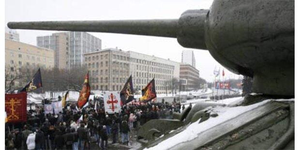 Russland erwägt Tschetschenien-Rückzug