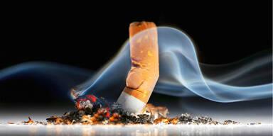 Zigarette Tschick Rauchverbot Rauch