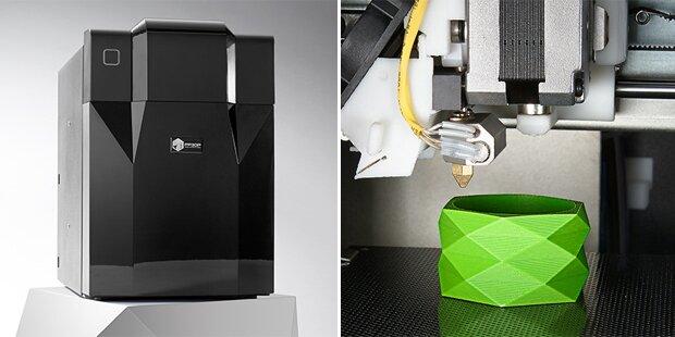 Tchibo verkauft günstigen 3D-Drucker