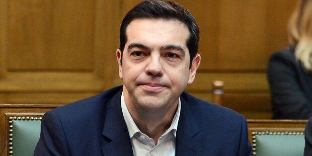 Tsipras am Montag bei Faymann in Wien