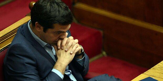 Griechen-Minister: Aus wegen KZ-Vergleich