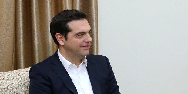 Tsipras ruft Streikende zum Dialog auf