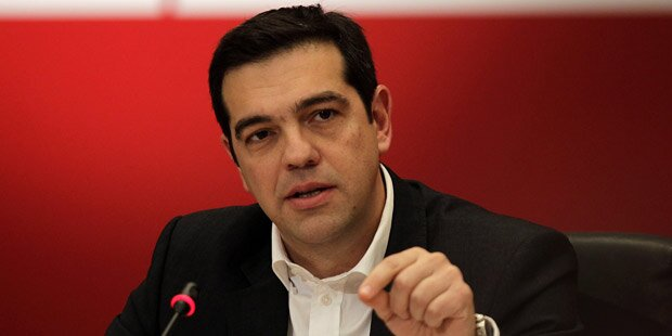Alexis Tsipras: Vor ihm zittert heute Europa