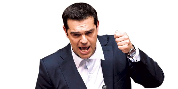Tsipras will EU-Sondergipfel