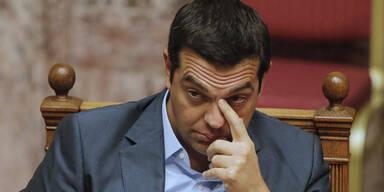 Tsipras will zurücktreten