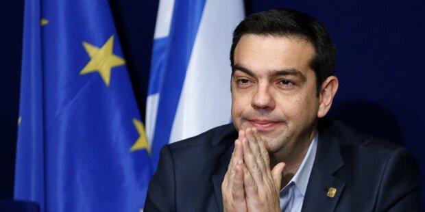 Tsipras stimmt Troika-Mission zu