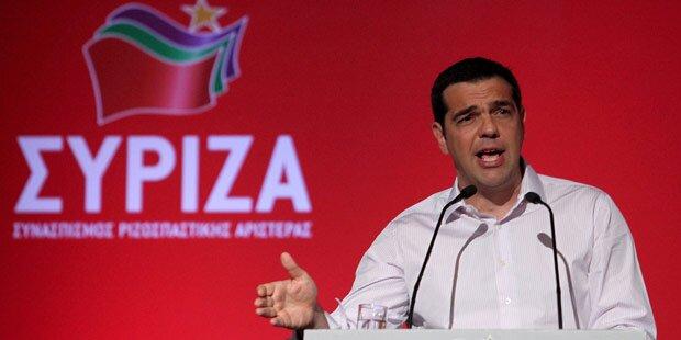 Tsipras warnt EU vor Militäreinsatz gegen Schlepper