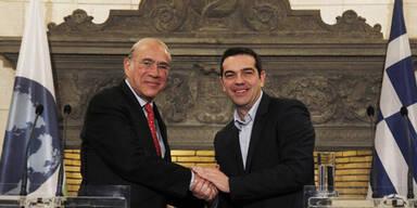 Athen sucht Hilfe bei der OECD