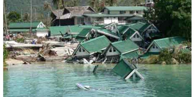 Tsunamis - Eine Chronologie