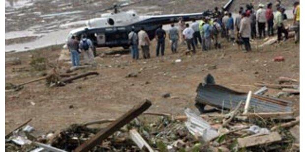 Indonesien hob Tsunami-Warnung wieder auf